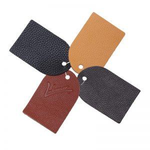 Materiales y colores utilizados por Ludomar: Boxcalf.