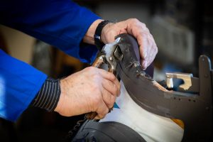 How a Ludomar saddle is made
