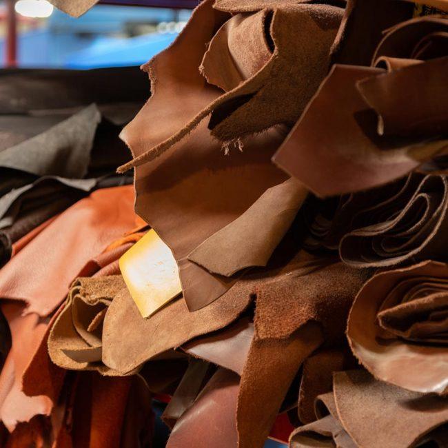 Materiales utilizados para la elaboración de sillas Ludomar.