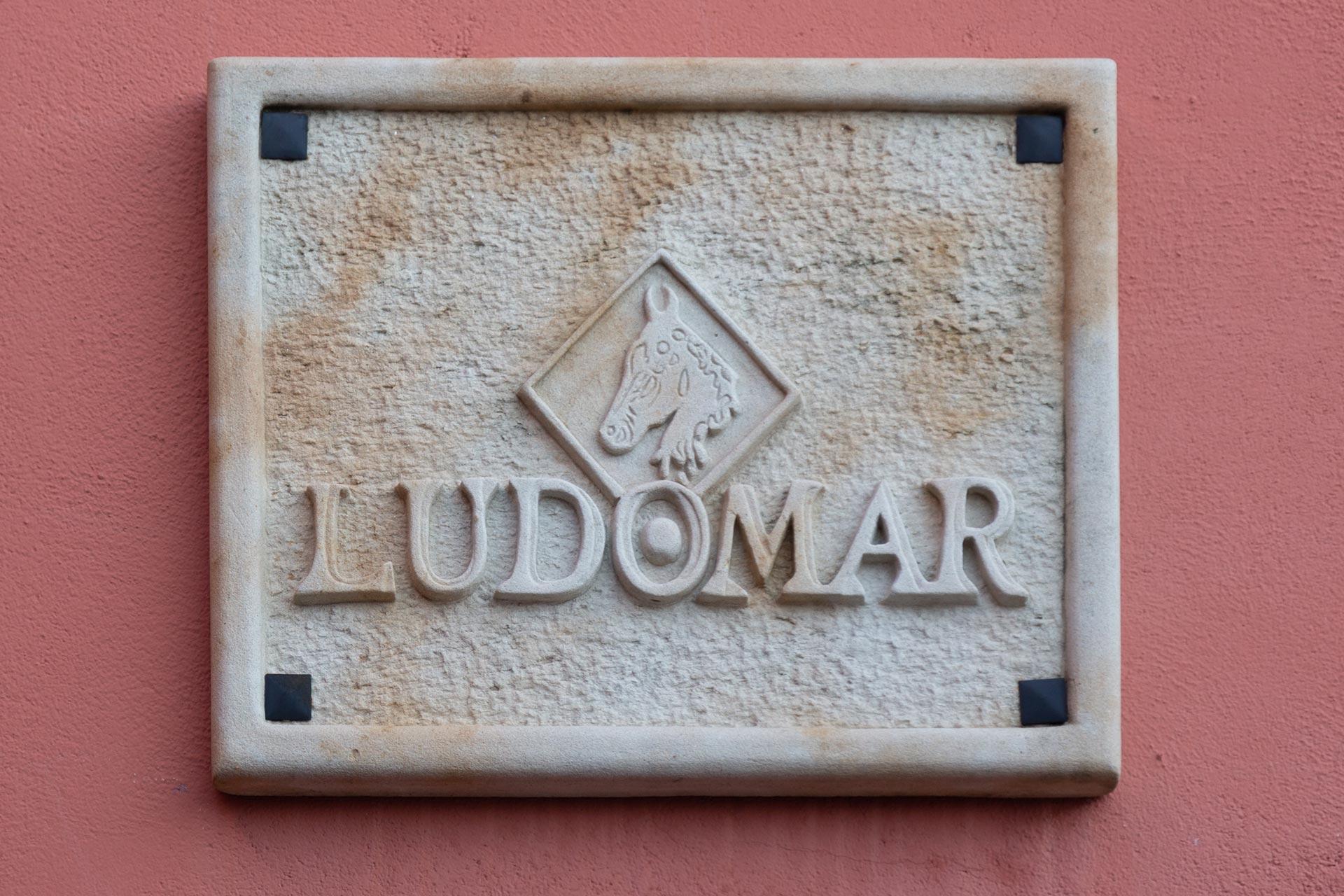 Escudo Ludomar